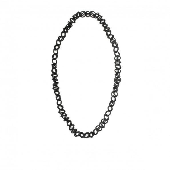 COLLANA GATE – BLACK